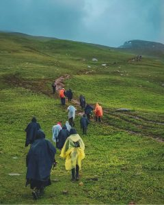 Bhrigu Lake trek details