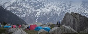 Triund Trek in Winter