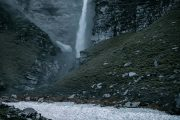 Waterfall in Manali