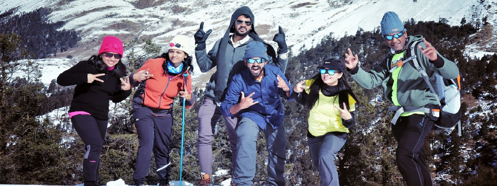 Brahmatal Trek - Best Winter Treks in Uttarakhand