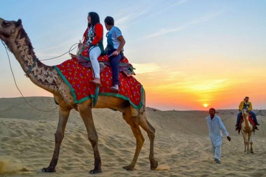 My Trip to Jaisalmer