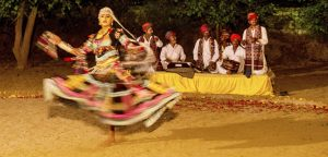 jaisalmer desert camp dance